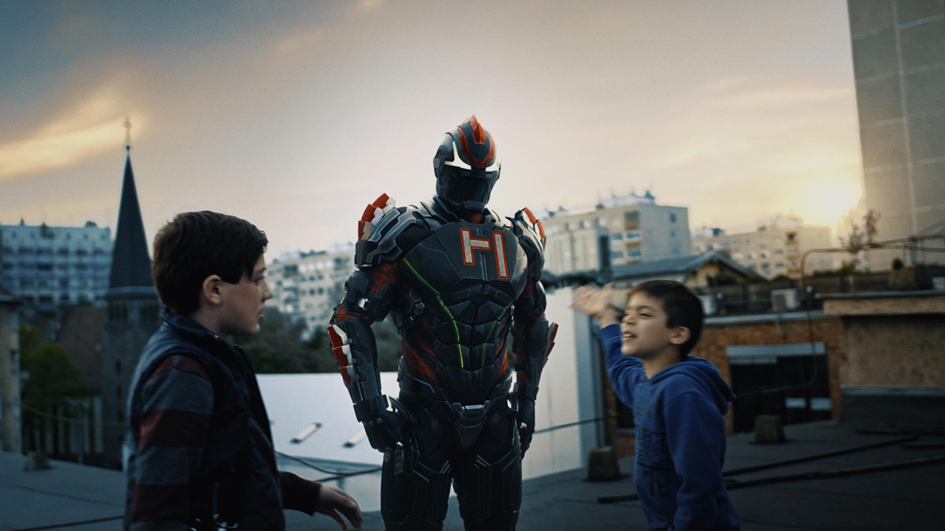 Magyar szuperhős-film készül, érkezik a Hun