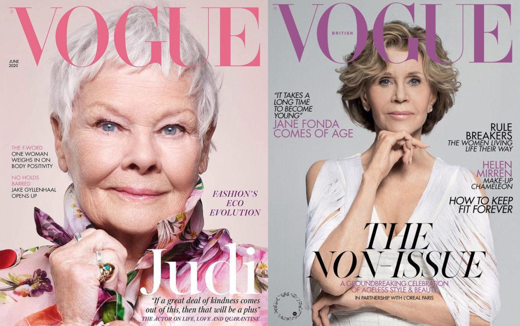 Ma már szinte meg sem lepődünk azon, ha idős modell szerepel egy kampányban