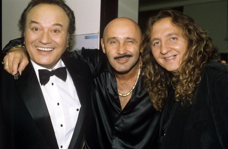 Korda György, Pataky Attila és Zámbó Jimmy