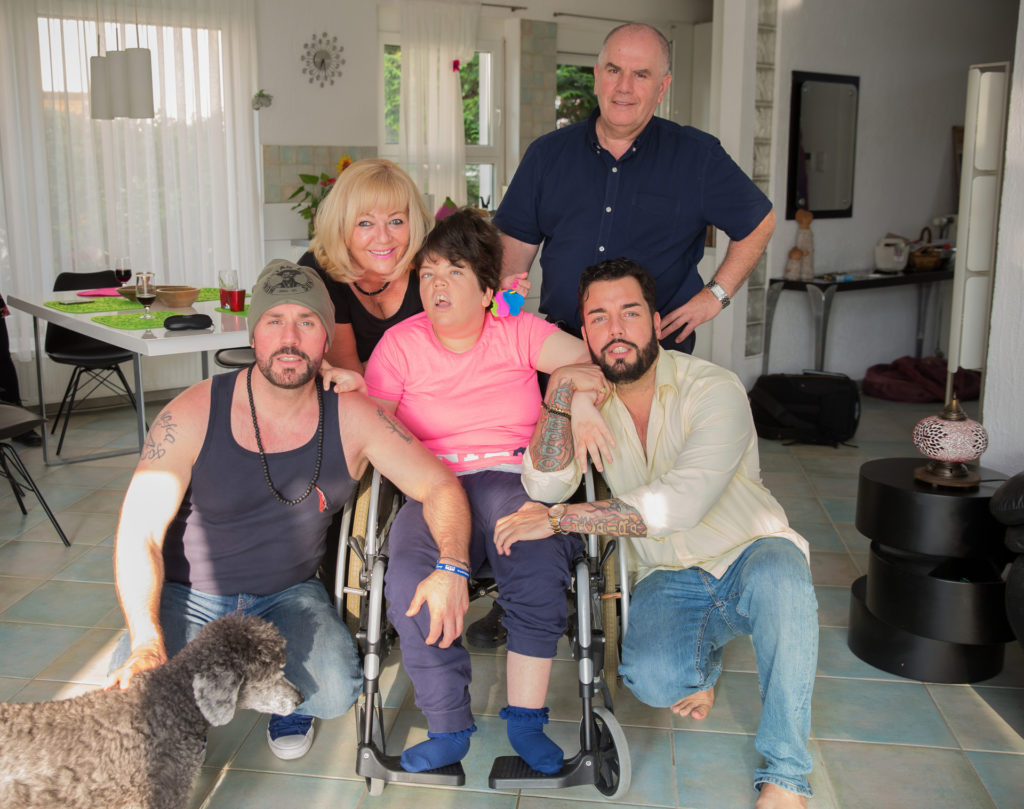 Dopeman és családja