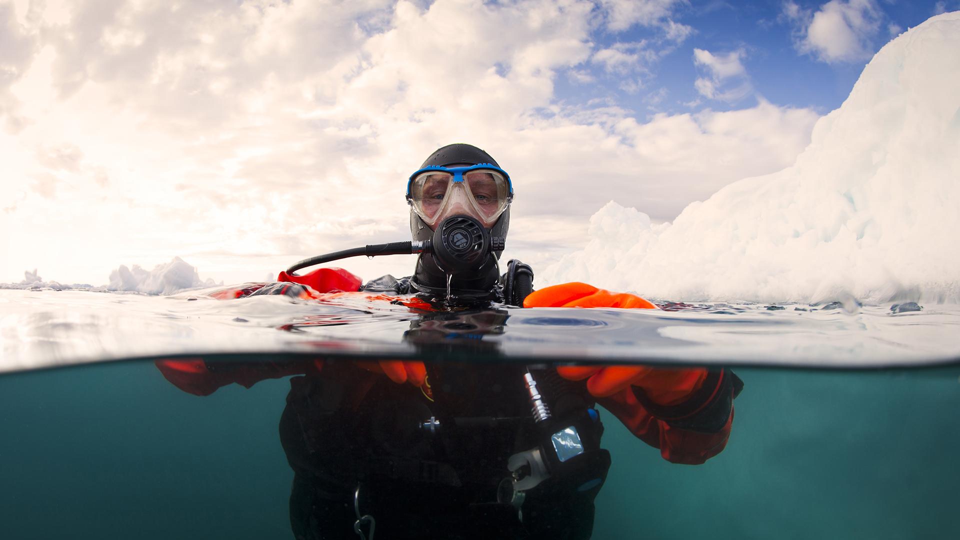 Háztartási mikroműanyagot találtak az Északi-sarkon