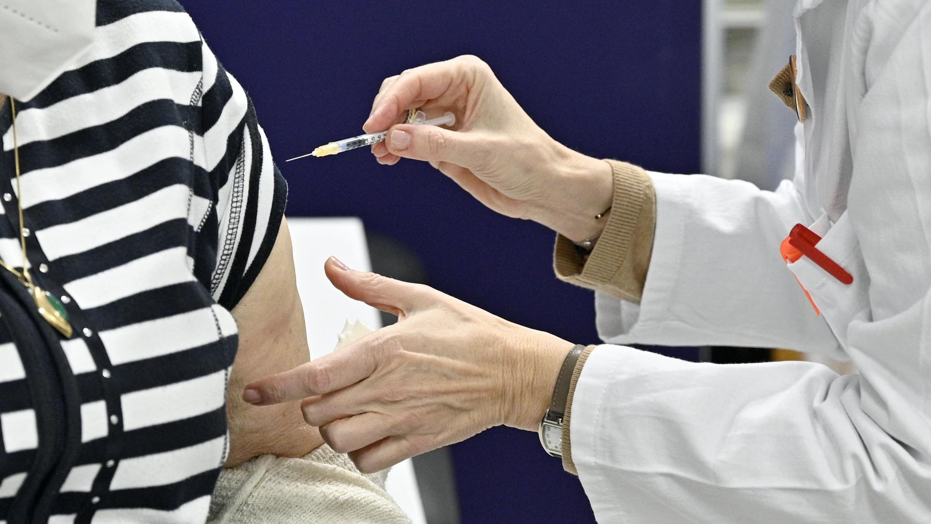 Ausztria koronavírus-oltás