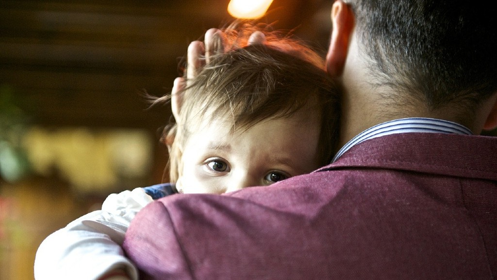 Apa és baba. Képünk illusztráció (fotó: Pixabay)