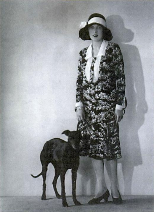 Caresse és kutyája, Klitorisz