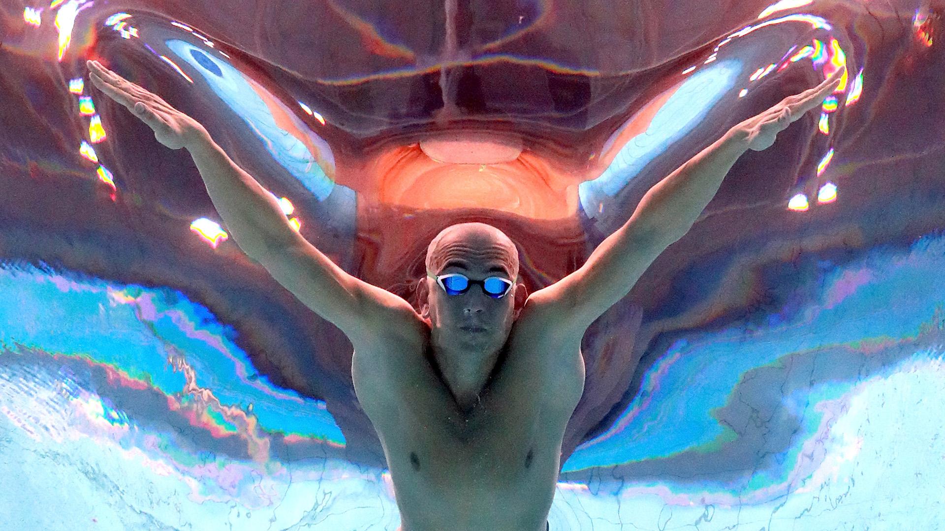 Kórházba került Cseh László olimpikon úszó