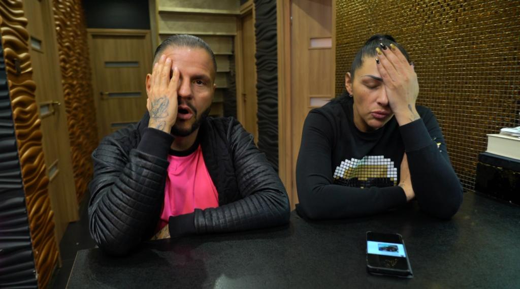 Emilio és Tina egyik legrosszabb élménye volt a drága vacsora
