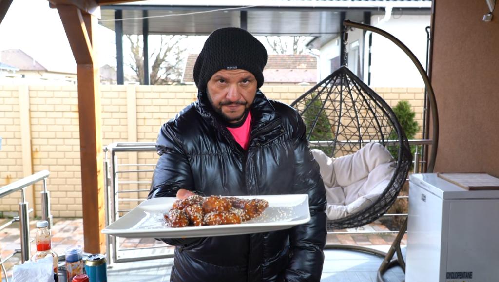 Emilio imád enni, de a diétájába nem fér bele minden, amit szeret