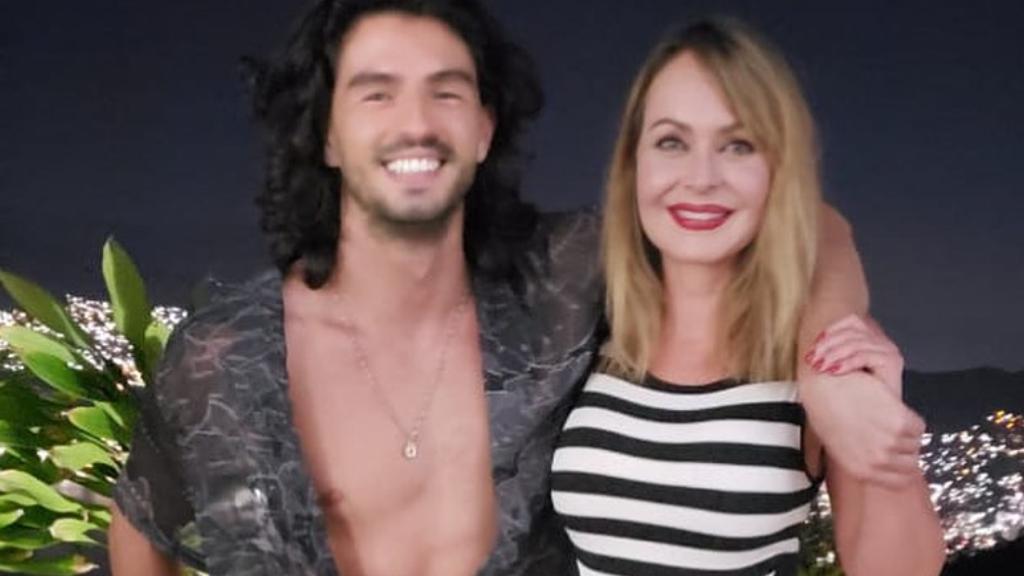 Gabriela Spanic és Andreai Mangra a Dancing with Stars befejezése után együtt vannak