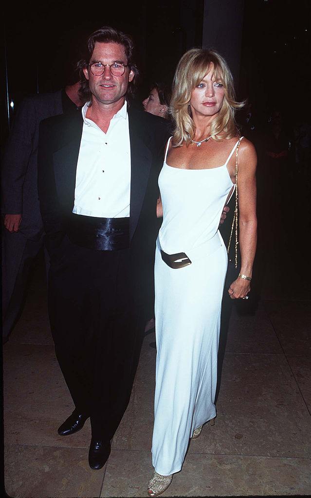 Goldie Hawn és Kurt Russel 1996-ban
