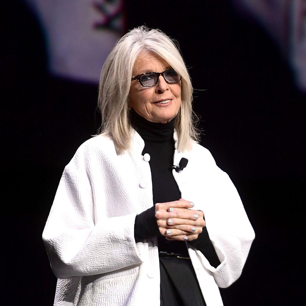 Diane Keaton 2019-ben