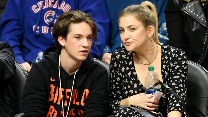 Kate Hudson és fia, Ryder Robinson