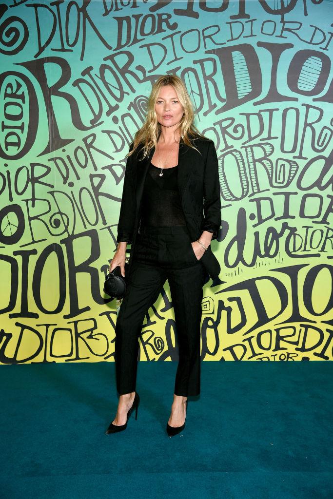 Kate Moss 2019-ben