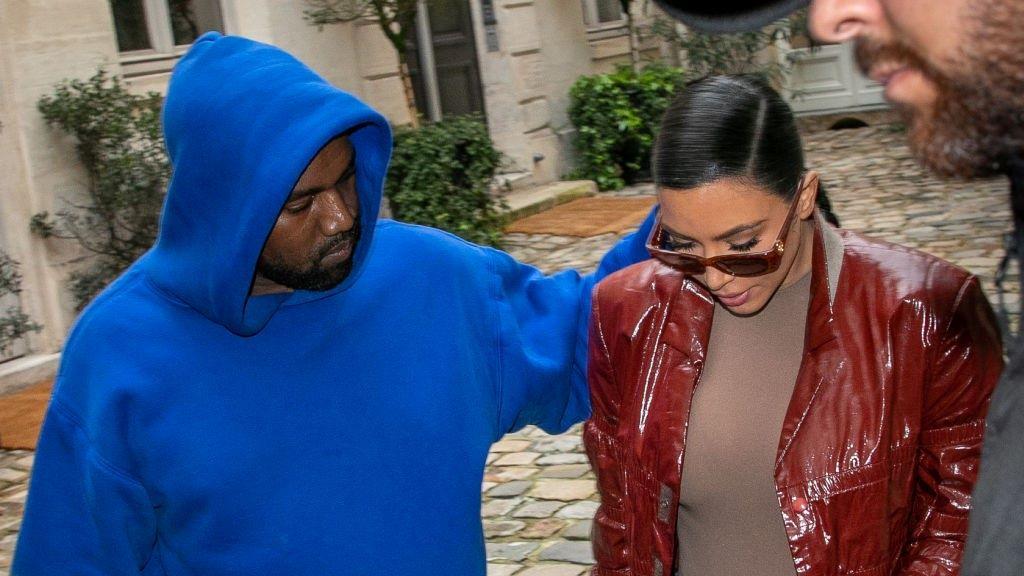 Kardashian és Kanye válik