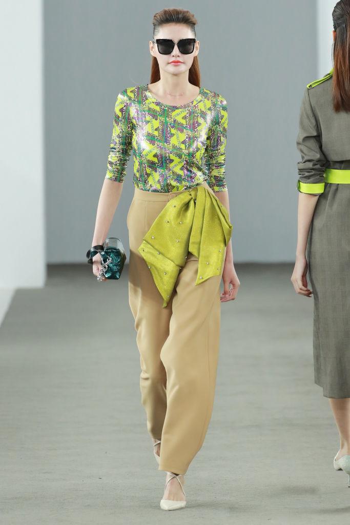 A sárga idén pasztellel is nagyon divatos