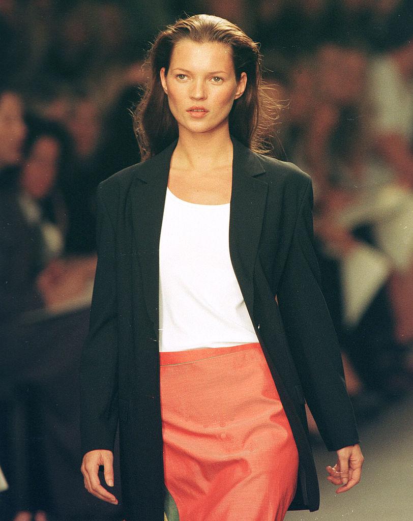 Kate Moss 24 évesen