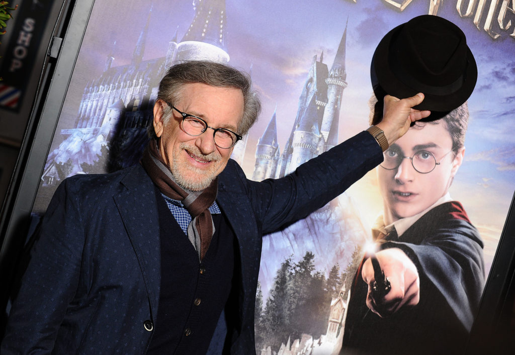 Spielberg passzolta a Harry Potter filmet