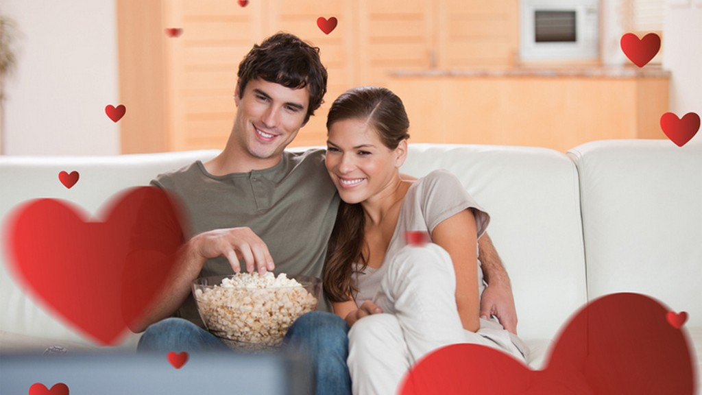 Filmek Valentin-napra pároknak