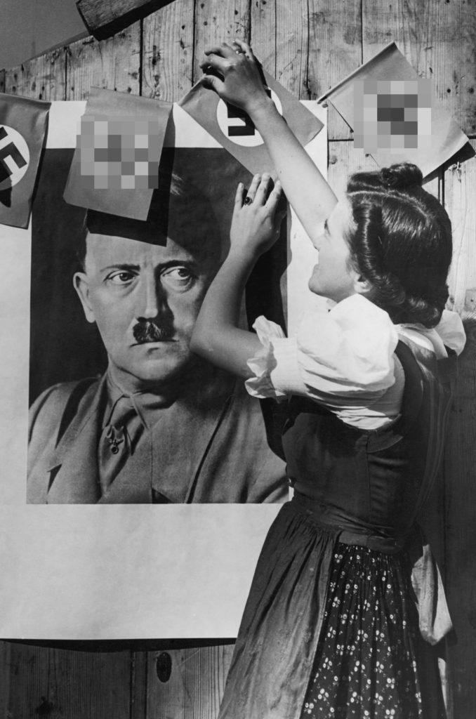 A nőknek nagy szerepe volt a náci propagandában