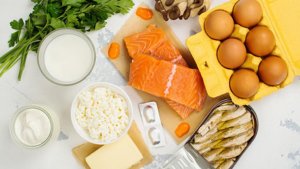 Csak étkezéssel nem tudjuk pótolni a D-vitamint