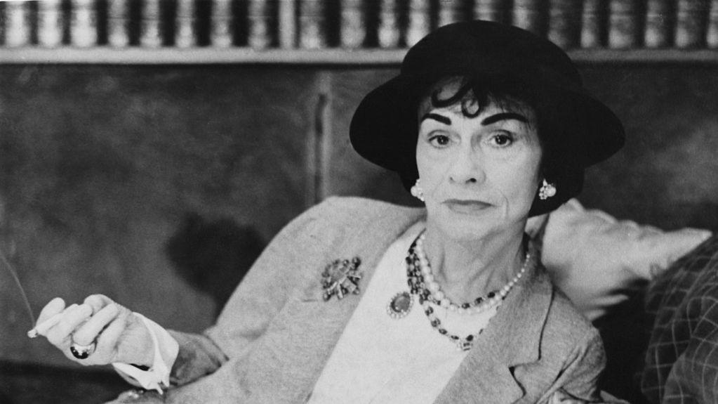 Coco Chanel az 1960-as évek elején.