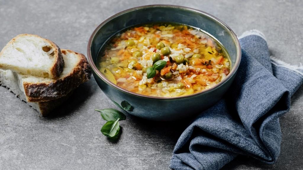 Zöldségleves recept fagyasztott zöldség mix-ből