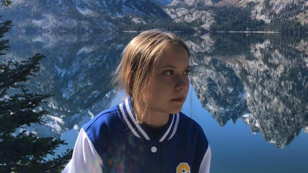 Greta Thunberg 18 éves lett