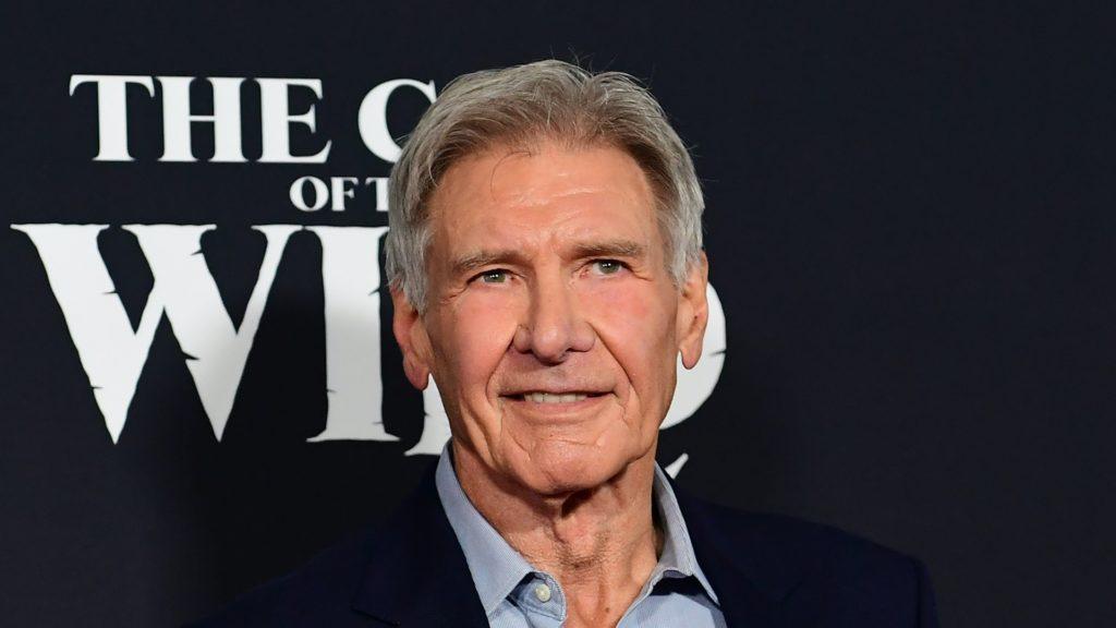 Harrison Ford 2,5 órát állt sorban, hogy megkapja a védőoltást