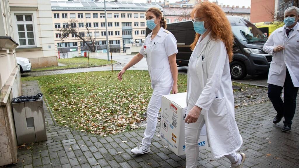 Az átlagnál mérgezőbb a levegő a budapesti Covid-kórházaknál