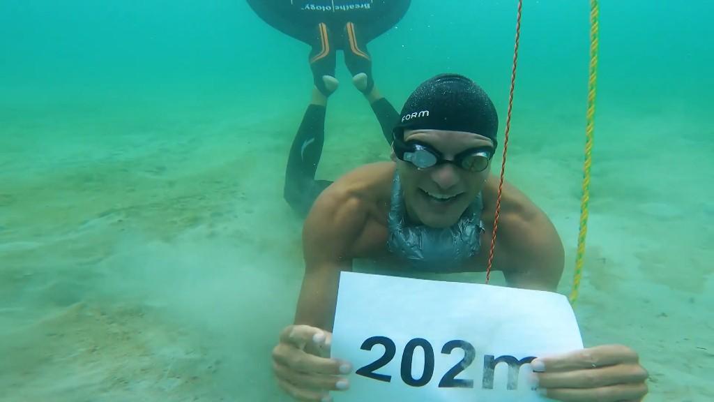 Stig Severinsen világrekordot döntött