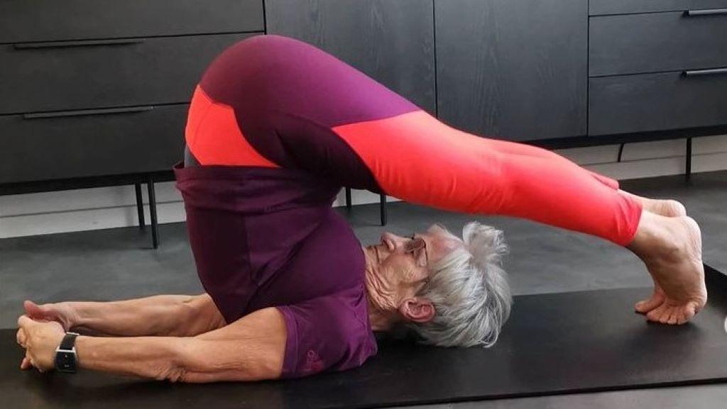 Amikor nincs kedved mozogni, csak kattints 81 éves Erika videóira, aki napi kétszer edz