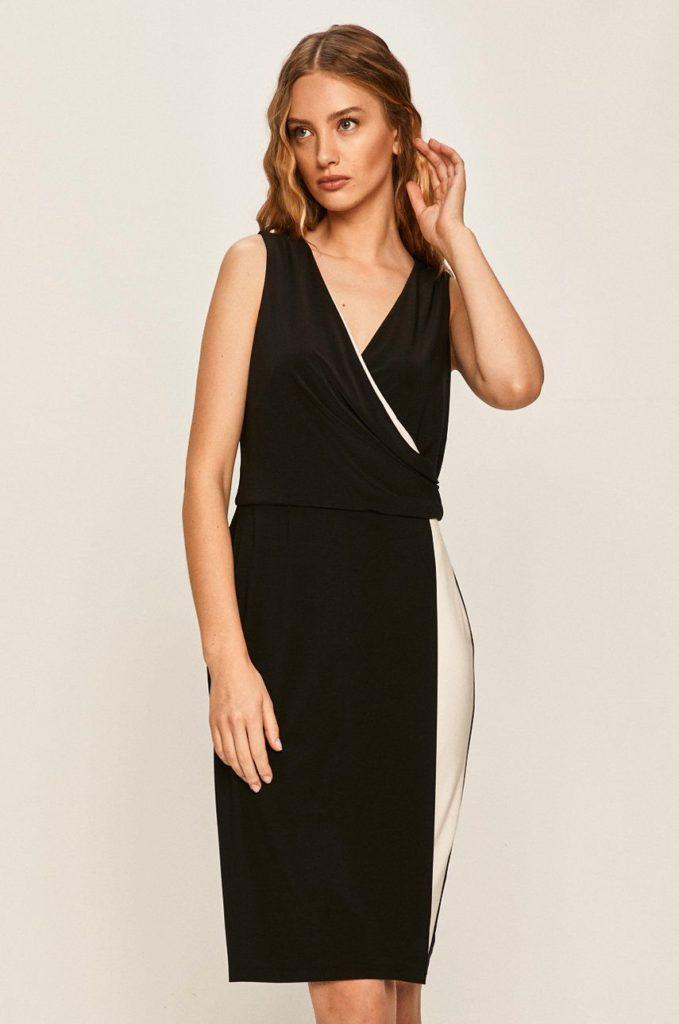 Lauren Ralph Lauren kis fekete ruha
