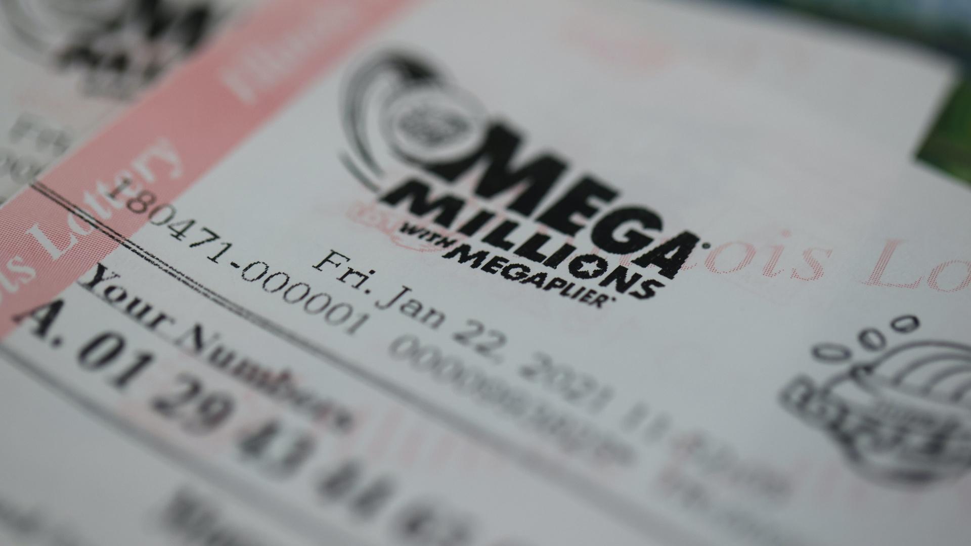 Mega Millions lottó