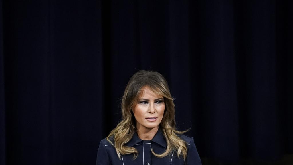 Melania Trump a legnépszerűtlenebb