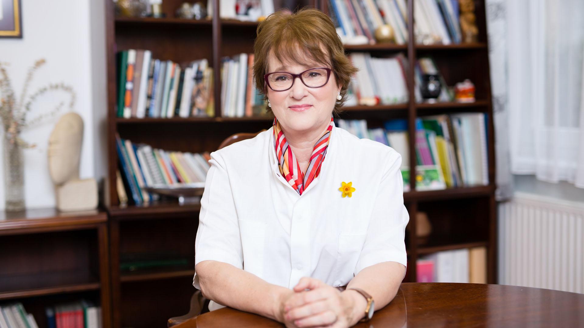 Interjú a haldoklásról és a halálról Dr. Muszbek Katalinnal