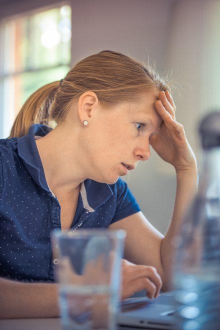 4 jel, hogy túl sokat szorongsz