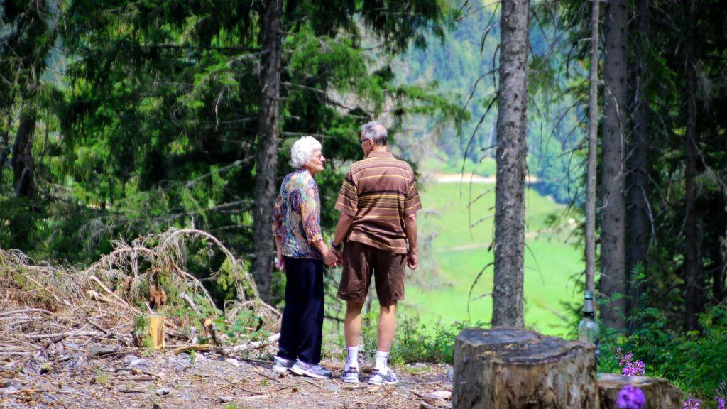 Micsoda történet: 66 év után talált újra egymásra az egykori pár