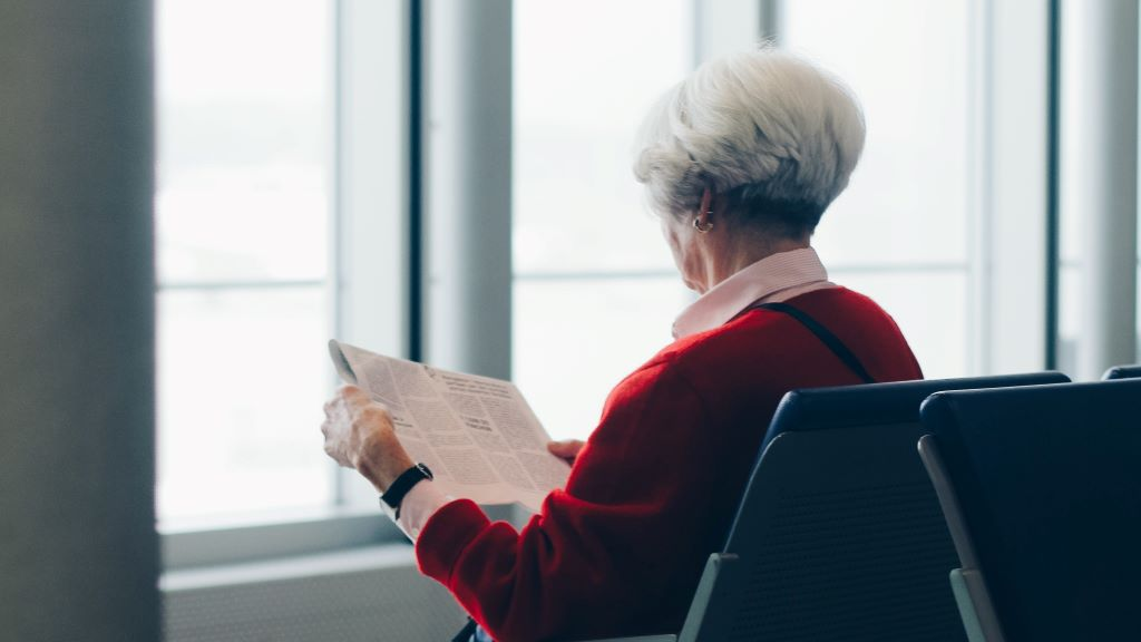 Egy 95 éves asszony legyőzte a vírust: tapsviharral búcsúztatták a kórházban