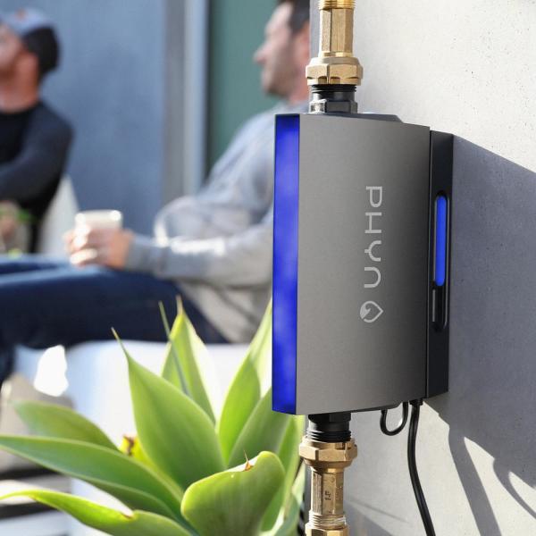 Bármikor egyszerűen ellenőrizhető a vízfogyasztás mobilról