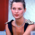 Kate Moss fiatalon