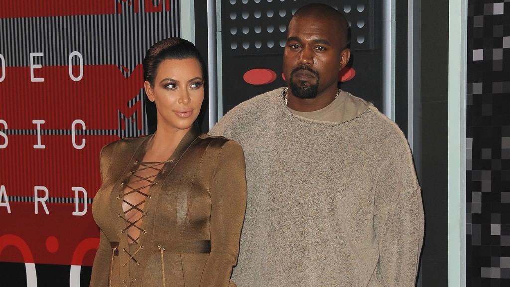 Az álompár, Kim Kardashian és Kanye West (fotó: Profimédia)