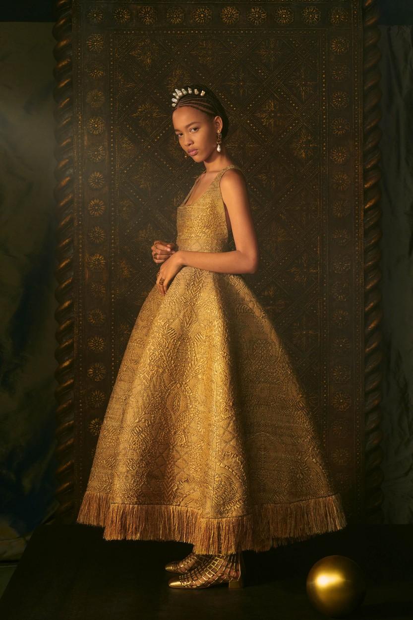 Dior haute couture 2021 tavasz-nyár