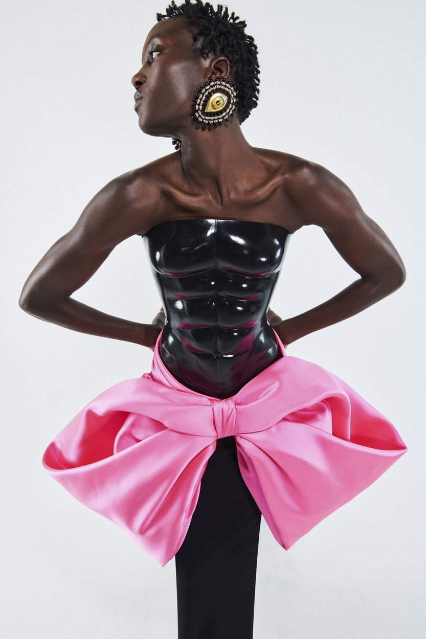 Schiaparelli Haute Couture 2021 tavasz-nyár