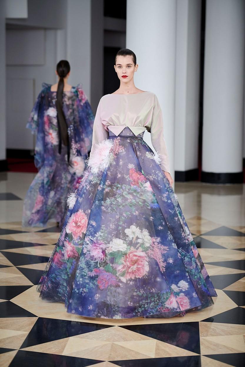Alexis Mabille Haute Couture 2021 tavasz-nyár