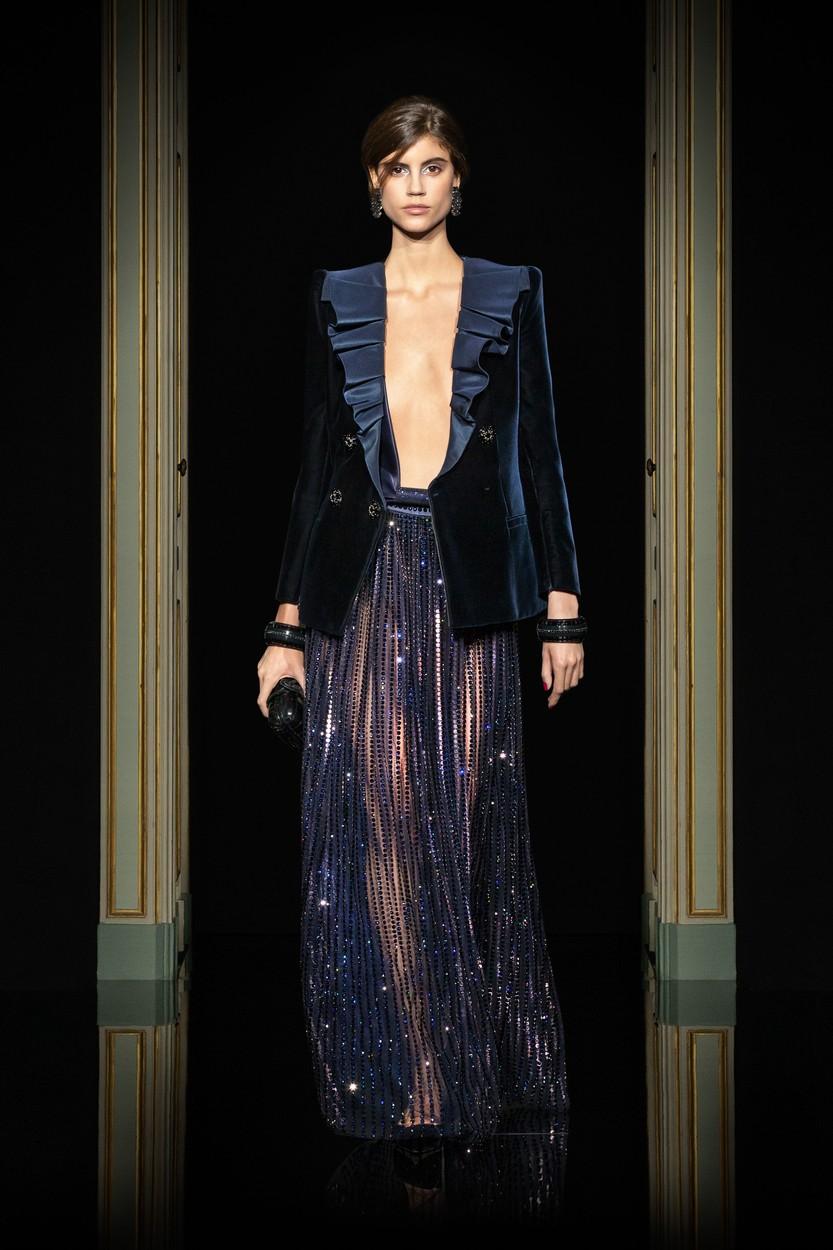 Armani Privé Haute Couture 2021 tavasz-nyár