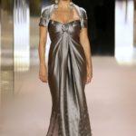 Kate Moss a Fendi kifutóján - Haute Couture 2021 tavasz-nyár