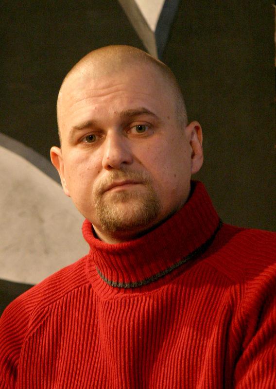 Anger Zsolt 15 évvel ezelőtt (Fotó: Smagpictures.com / Ákos Ványi)