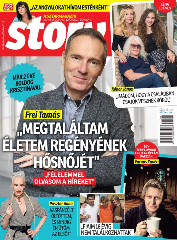 Story-címlap