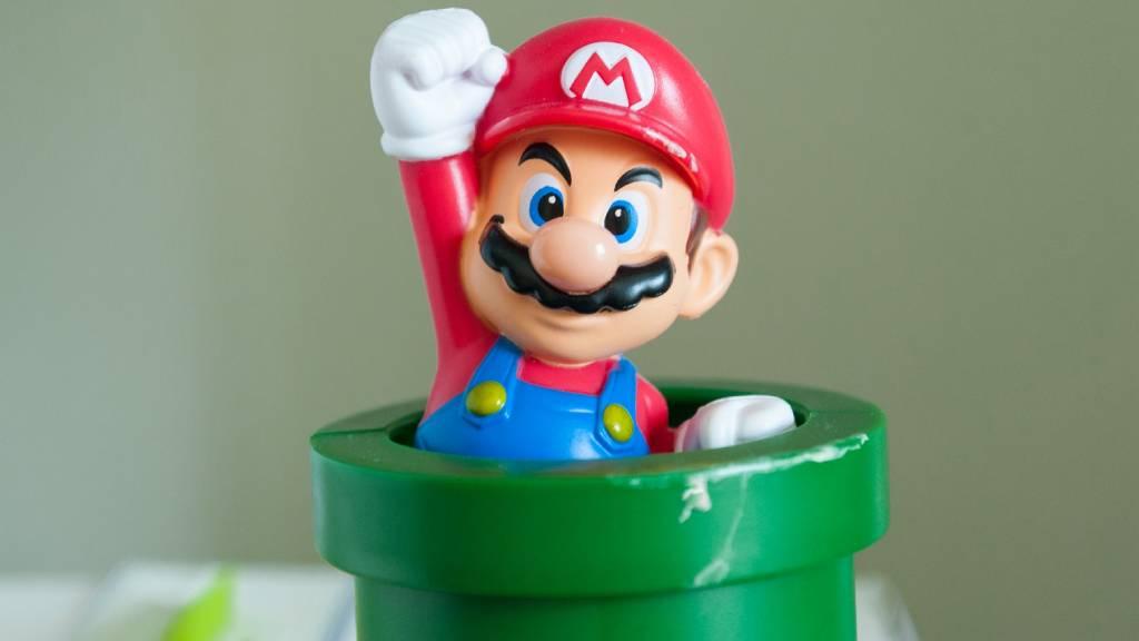 Super Mario figura