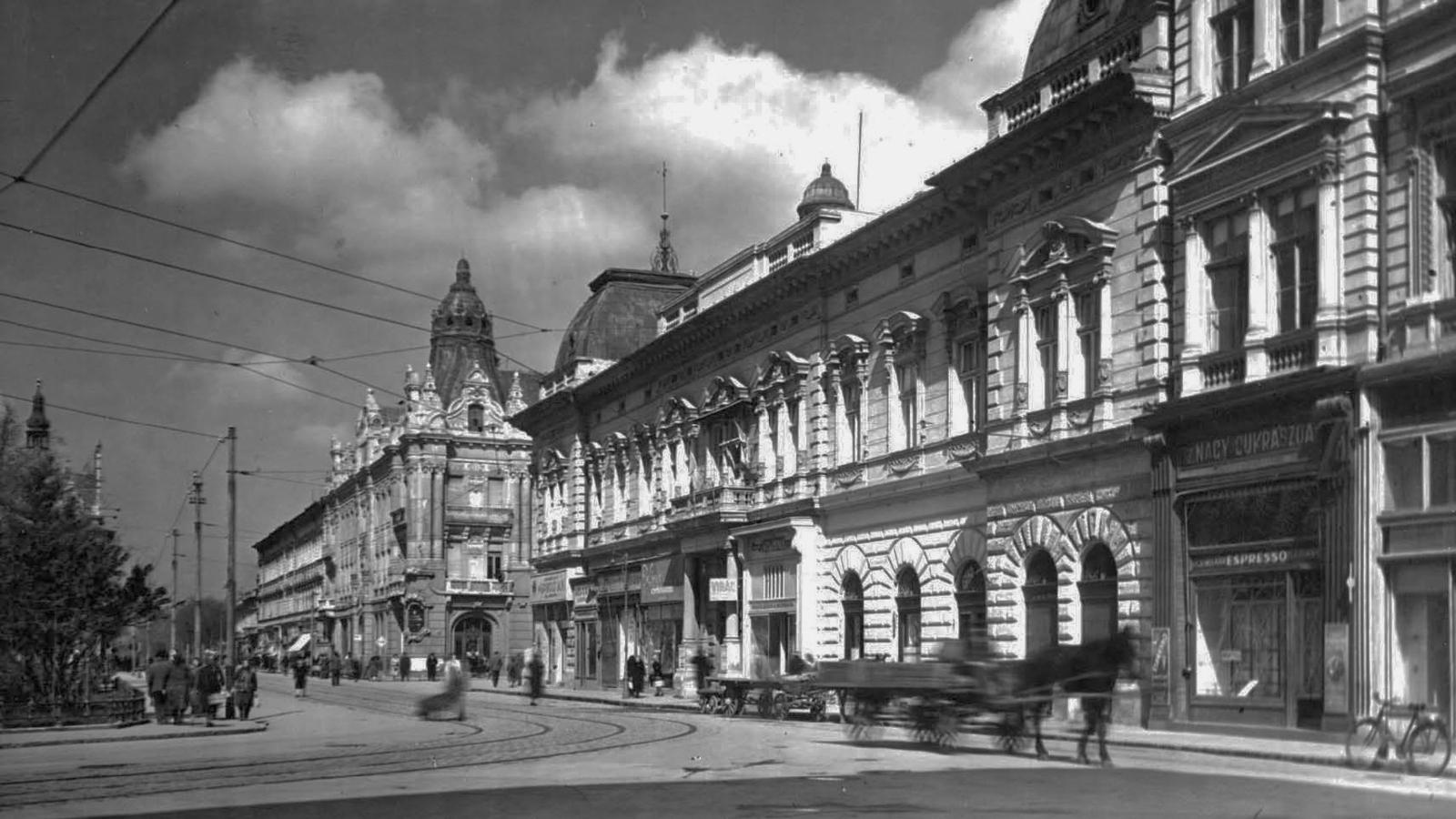 Szeged 1947