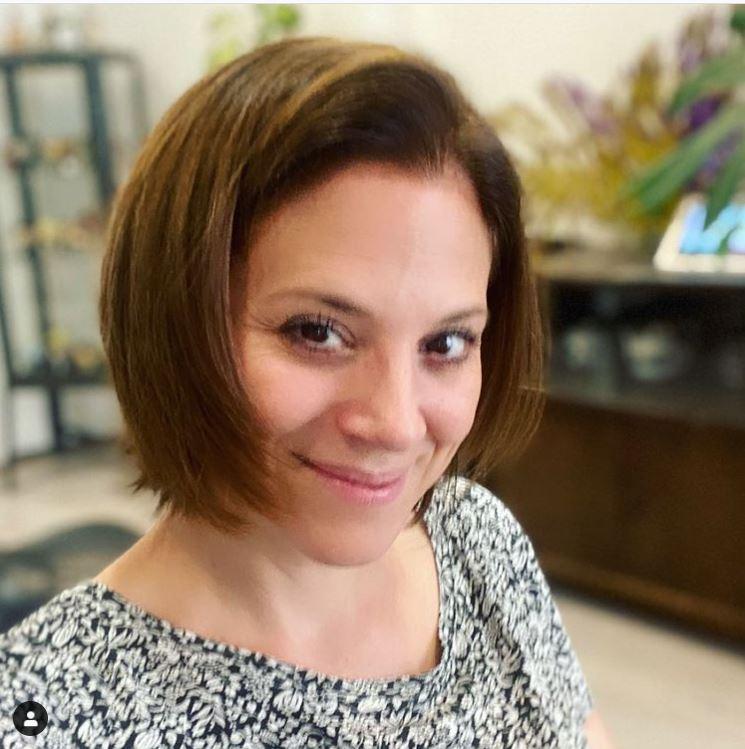 Szinetár Dóra a hajvágását felszabadítónak érezte (Fotó: Instagram)